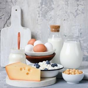 واردات شیر و مواد لبنی