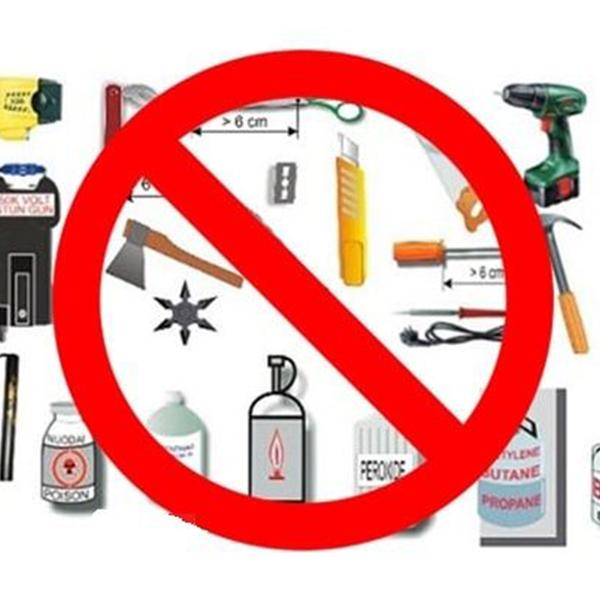 لیست ممنوعیت واردات