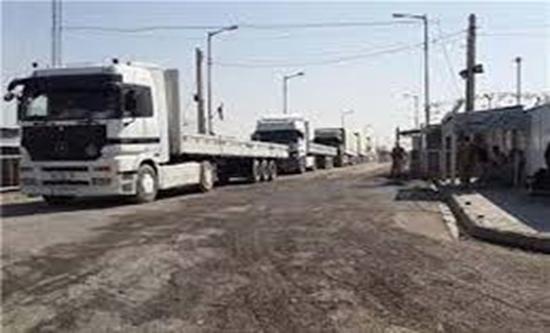 روند عادی تجارت میان ایران و افغانستان ادامه دارد